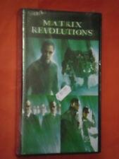 MATRIX-REVOLUTIONS-VHS EDIZIONE ITA videocassetta- univideo-sigillato