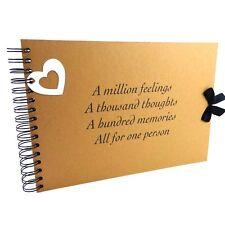 A4 A5 All For One Person, Photo Album, Birthday, Scrap, Guest Condolence Book
