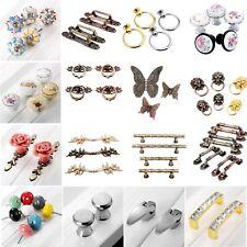 Knobs Cabinet Drawer Door Handles Pulls Fashion Beautiful Pull Modern Useful