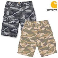 Carhartt Shorts Rugged Camo Cargo trousers Bermuda Shorts Men's Workwear NEW