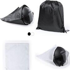 Bolsa mochila para Casco de Moto 50x45cm,poliester,autocierre,reufuerzo esquinas