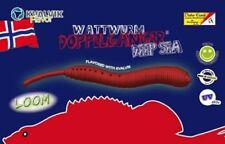 Dieter Eisele Wattwurm Doppelgänger Loom Farbe für Plattfisch Dorsch Sea Fishing