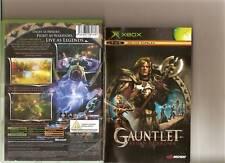 GAUNTLET SEVEN SORROWS XBOX / X BOX 360 RETRO REMAKE