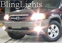 2001-2006 MAZDA TRIBUTE XENON HALOGEN FOG LAMPS lights 03 04 05