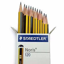 Staedtler noris 120 premium office crayons-coffret-in grades HB/B/2B/H/2H