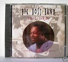 GEORGE BENSON BIG BOSS BAND CD