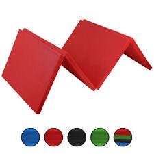 Klappbare Matte Turnmatte Gymnastikmatte Bodenmatte Fitnessmatte 300x120x5cm