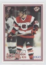 1999-00 Jogo Ottawa 67's #17 Kevin Malcolm (OHL) Rookie Hockey Card