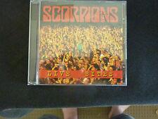 SCORPIONS LIVE BITES ULTRA RARE SEALED CD!