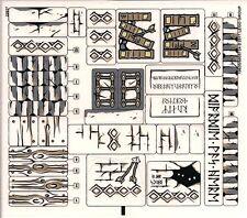 LEGO 9473 - LOTR - THE MINES OF MORIA - STICKER SHEET
