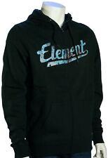 Element Script Zip Hoody - Black - New