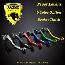 MZS Pivot Brake Clutch Levers for Honda CR80R/85R/CRF150R /CR125R/250R/CRF 250X