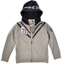 SCOTCH & SODA Shrunk ●● leichte graue Sweatshirt-Jacke Hoodie div.Gr. Neu m.Et.