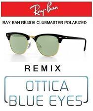Occhiali da sole RAYBAN 3016 CLUBMASTER REMIX Sunglasses sonnenbrillen W0365 O5