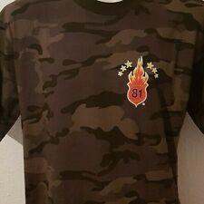 Hells Angels Support Shirt LOGO FLAMME 81 SUPPORT Original 81 Support