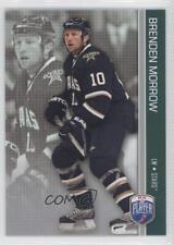 2008-09 Upper Deck Be a Player #56 Brenden Morrow Dallas Stars Hockey Card