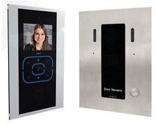 Tactile by Guinaz Digital Video Door Entry Phone Intercom System CAT5
