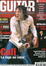 Guitar Part #138 -CALI- Dionysos, Radiohead, Nosfell...