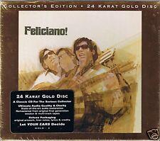 Feliciano, Jose Feliciano! RCA 24 CARATI ORO CD NUOVO OVP