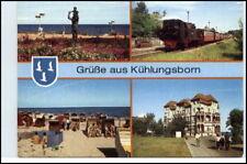 KÜHLUNGSBORN b. Doberan DDR ua. Molli Schmalspurbahn