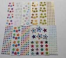 Mrs. Grossman sticker sheet You Choose - stars