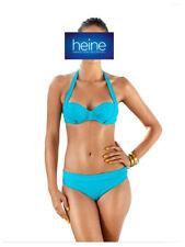 Softcup-Bikini, Heine. Türkis. Cup D. NEU!!! KP 54,90 € SALE%%%