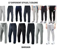 Para Hombre Nike Polar chándal Jogging pants/pant Bottoms chándal trackies Nuevo