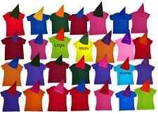 Zwergenkostüm Zwergenmütze und Shirt Gruppenkostüm Karneval Zwerg  Damen Herren