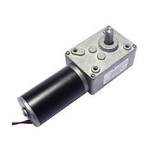 Worm Gear Motor Speed Reduction Control Motor Large Torque Speed DC Motor 12/24V