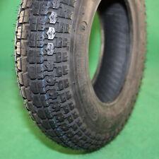 Reifen Schlauch 3.50-8 4PR Stollenprofil Tire Inner Tube Schubkarre Go-Kart 46M