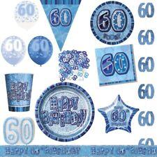 60. Geburtstag Party Dekoration Geburtstagsparty Party Feier Geburtstagsfeier