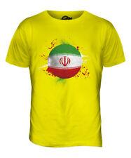 IRAN FOOTBALL MENS T-SHIRT TEE TOP GIFTWORLD CUP SPORT