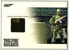 James Bond Heroes & Villains: Russian Camouflage Uniform JBR-25