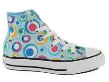 CONVERSE CHUCK TAYLOR AS SPECIALITY HI BUBBLES BLUE 3S116 sneakers scarpe bam...