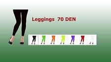 Leggings OPACHI 70 Collant M 36- 42 molti colori ANCHE Neon NUOVO