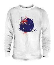 Australie Football Unisexe Pull Cadeau Coupe Du Monde Sport