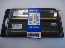 KINGSTON KT-DL385/4G 4GB MEMORY KIT 2PCS 9965294-001 90 DAY RTB WARRANTY
