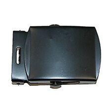 Blank Military Belt Buckle including End Tip,black color,choose size & quantity