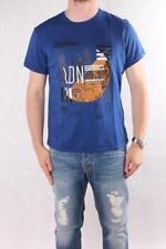Pepe Jeans PM502464 Iridium, Shirt für Herren, Blaues T-Shirt