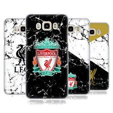 Oficial Liverpool Football Club 2017/18 nuevo caso de mármol para teléfonos Samsung 3
