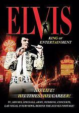 Elvis - King of Entertainment (DVD, 2002)
