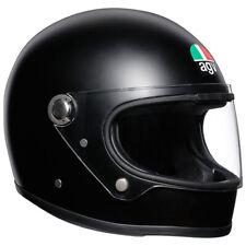 AGV Motorcycle Classic Vintage Legends X3000 Helmet Mono Matt Black