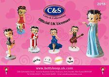 Betty Boop Bobble Head figurines