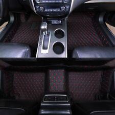 Car Floor Mats Waterproof  Auto Carpet pads Car Mat For Ford Explorer 2012-2019
