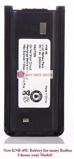Replacement 2000mAh KNB-45L battery for Kenwood TK-2200L TK-2212 TK-3212 TK-3302