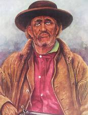James Bridger OLD GABE Mountain Man, Trapper, Fur Trader, guide by Vlasaty