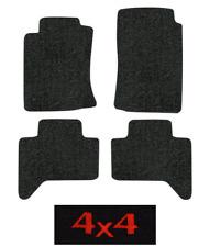 2005-2009 Toyota Tacoma Floor Mats - 4pc - Cutpile   Fits: Double Cab