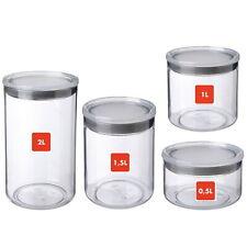 Küchendosen System Frischhaltedose Vorratsdosen Aufbewahrung Küche stapelbar