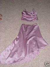 NWT Orchid Bridesmaid 2 pc dress skirt sz 16 Eva's