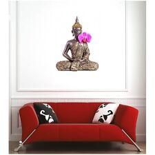 Affiche poster Bouddha orchidée8140989